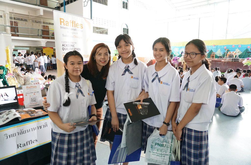 Education Expo 2018 @Sarasas Witaed Rangsit School