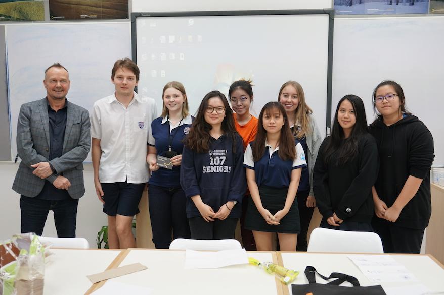 Creative Thinking Workshop @ St. Andrews International School, Sukhumvit 107