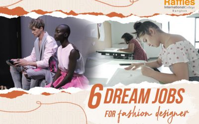6 Dream careers for fashion learners