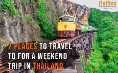 7 places to travel to for a weekend trip in Thailand