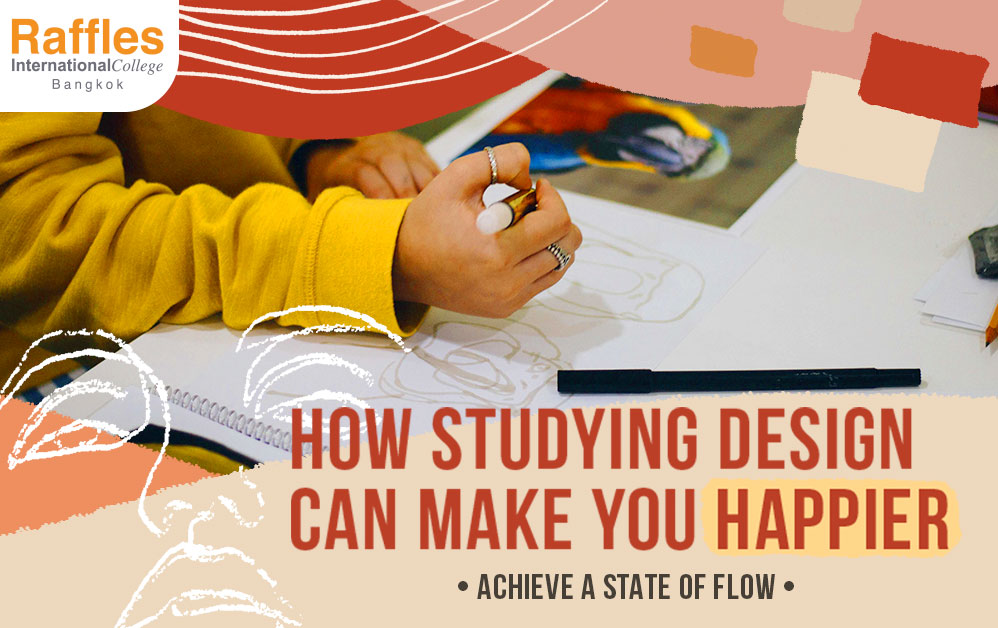 How studying design can make you happier