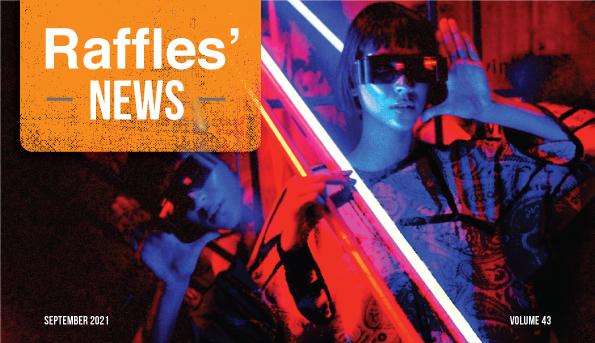 Raffles' newsletter test