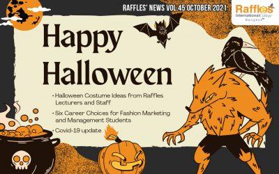 Raffles' News Vol.45